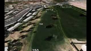 """""""Villa De Paz Golf Course (Villa De Paz) """" Flyover Tour"""