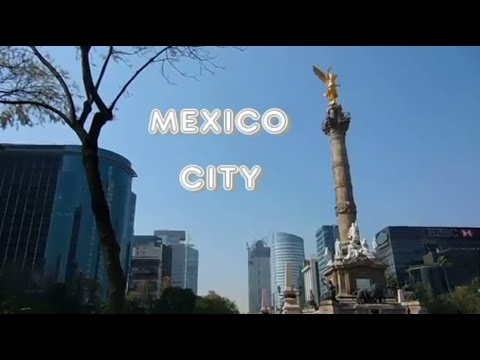 Mexico City Vlog