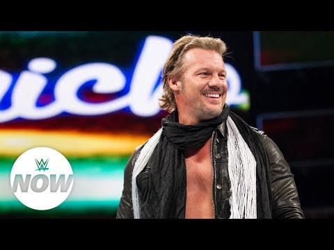 Chris Jericho's WWE return announced: WWE Now
