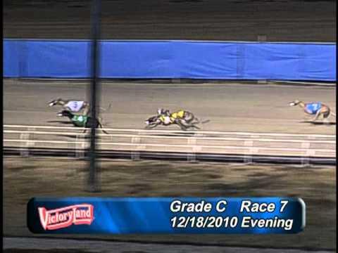 Victoryland 12/18/10 Evening Race 7