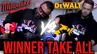BEST COMPACT RECIPROCATING SAW (Milwaukee VS DeWALT) Playoff Round