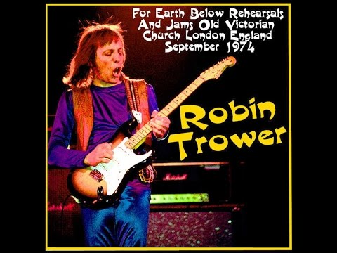 robin trower for earth below rehearsals and jams sept 1974 youtube. Black Bedroom Furniture Sets. Home Design Ideas