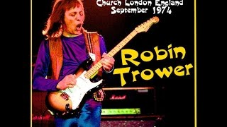 "Robin Trower- ""For Earth Below"" (Rehearsals and Jams) Sept, 1974"