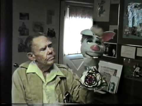 """A Visit to DAWS BUTLER'S Workshop"" : A Cartoon Carnival Video"