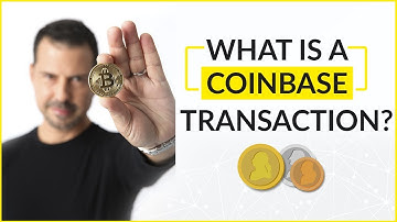 George Levy - What is a coinbase transaction?