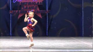 Single Ladies (4 year old jazz solo)