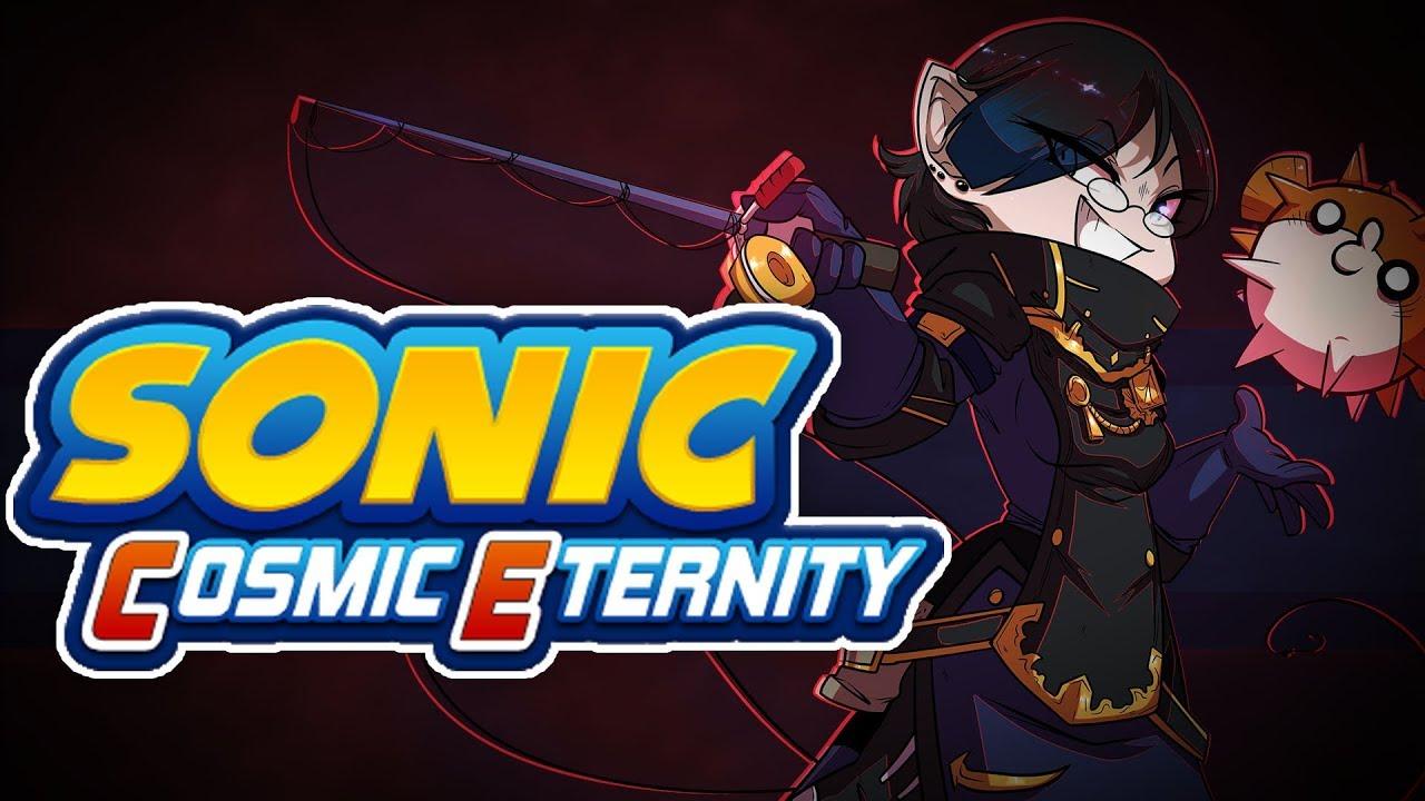 Sonic Cosmic Eternity [SAGE 2018 DEMO] | Sonic Fan Games HQ