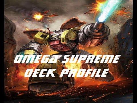 Omega Supreme Deck Profile!