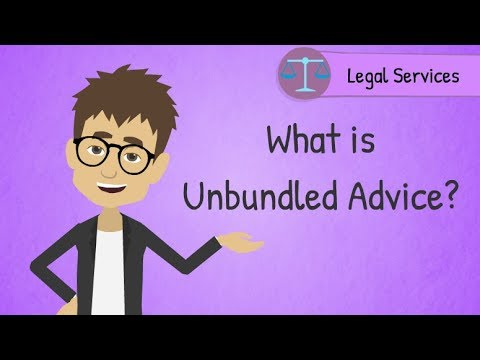 New Zealand Legal Services: What is Unbundled Advice?