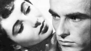 the most beautiful couples of the cinéma : elizabeth taylor and montgomery clift Thumbnail