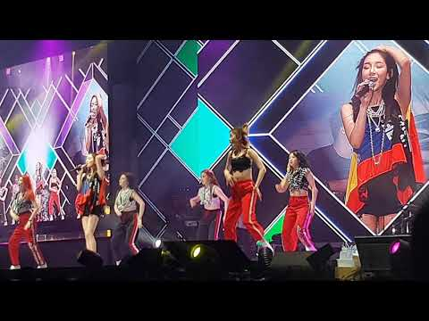 Taeyeon - Cover Up [20190112 Taeyeon Concert S... In Singapore]