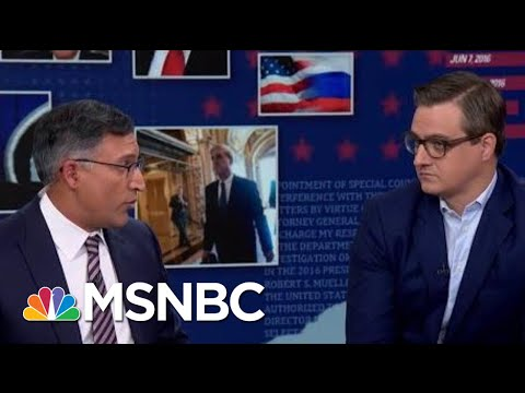 Hayes: Why Mueller's Tenor Differed Between Morning And Afternoon Sessions   MSNBC