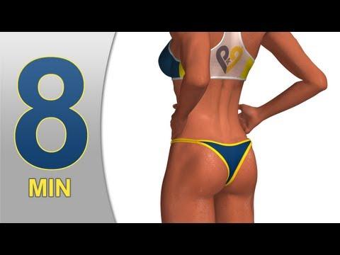8 min buns - butt workout