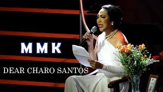 "Vice Ganda spoofs Charo Santos ""MMK' (Part 2/2) The Songbird & The Songhorse Concert"