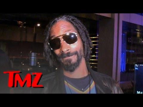Snoop Lion Talks Love & Gay Marriage | TMZ