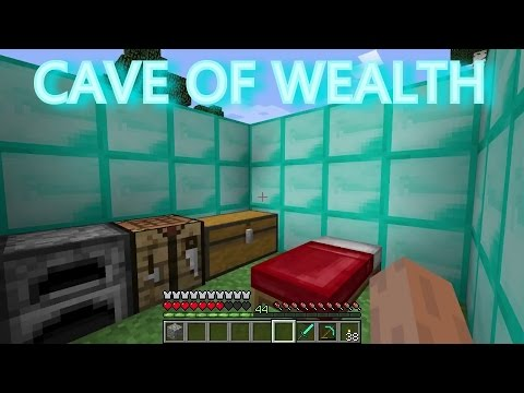 Minecraft | Cave Of Wealth