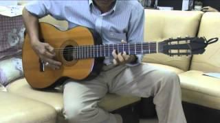 Đêm nhớ về Sài Gòn - Guitar
