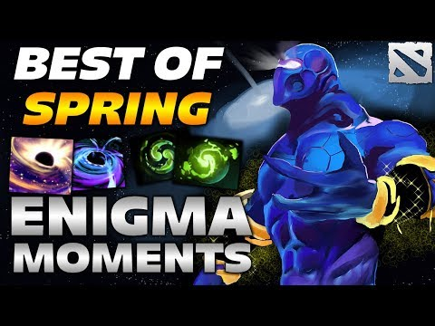 Dota 2 Enigma Moments [BEST OF SPRING] thumbnail