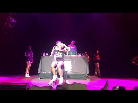 "YK Osiris Performing ""Worth It"""