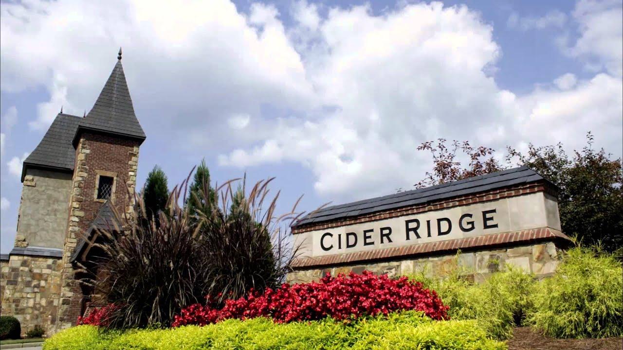 Cider Ridge Golf Club In Oxford Alabama Youtube
