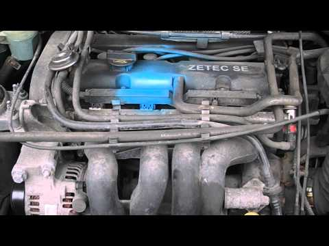 Ford Focus 2001 1.6 Zetec SE Petrol Engine FYDA