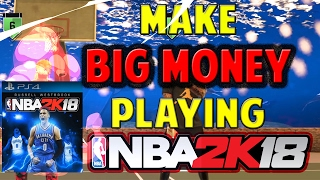 PLAY NBA 2K18 AND GET PAID ALOT OF MONEY $$$$$$$ | EVERYTHING YOU NEED TO KNOW ABOUT ELEAGUE