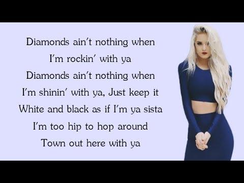 Lyrics to black dress kate