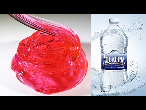 No Glue Water Slime 💦! Testing No Glue Water Slime Recipes