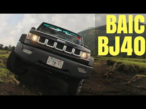 BAIC BJ40 2018   ¿Qué nos ofrece un vehículo chino?   Motoren Mx