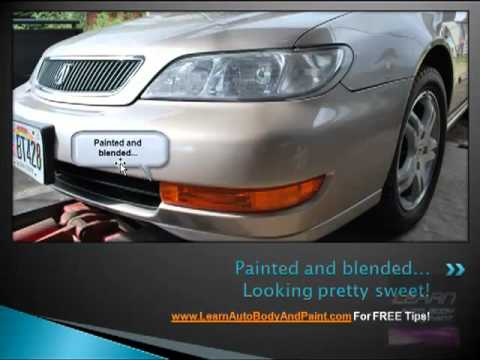 Learn How To Paint Your Car Yourself - DIY Auto Painting Quotes.mp4