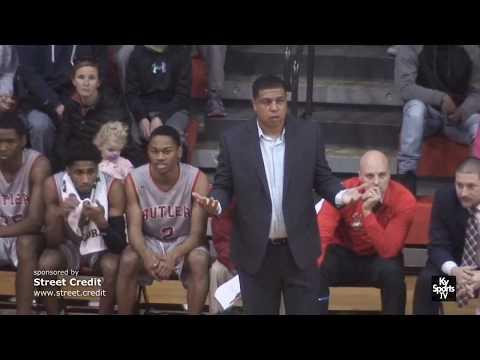Butler vs Trinity [GAME] - HS Basketball 2018 LIT Semifinals