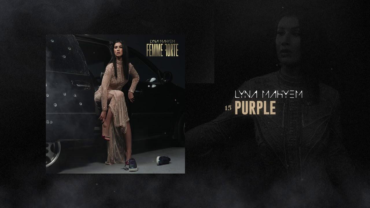 Download Lyna Mahyem - Purple [Audio officiel]