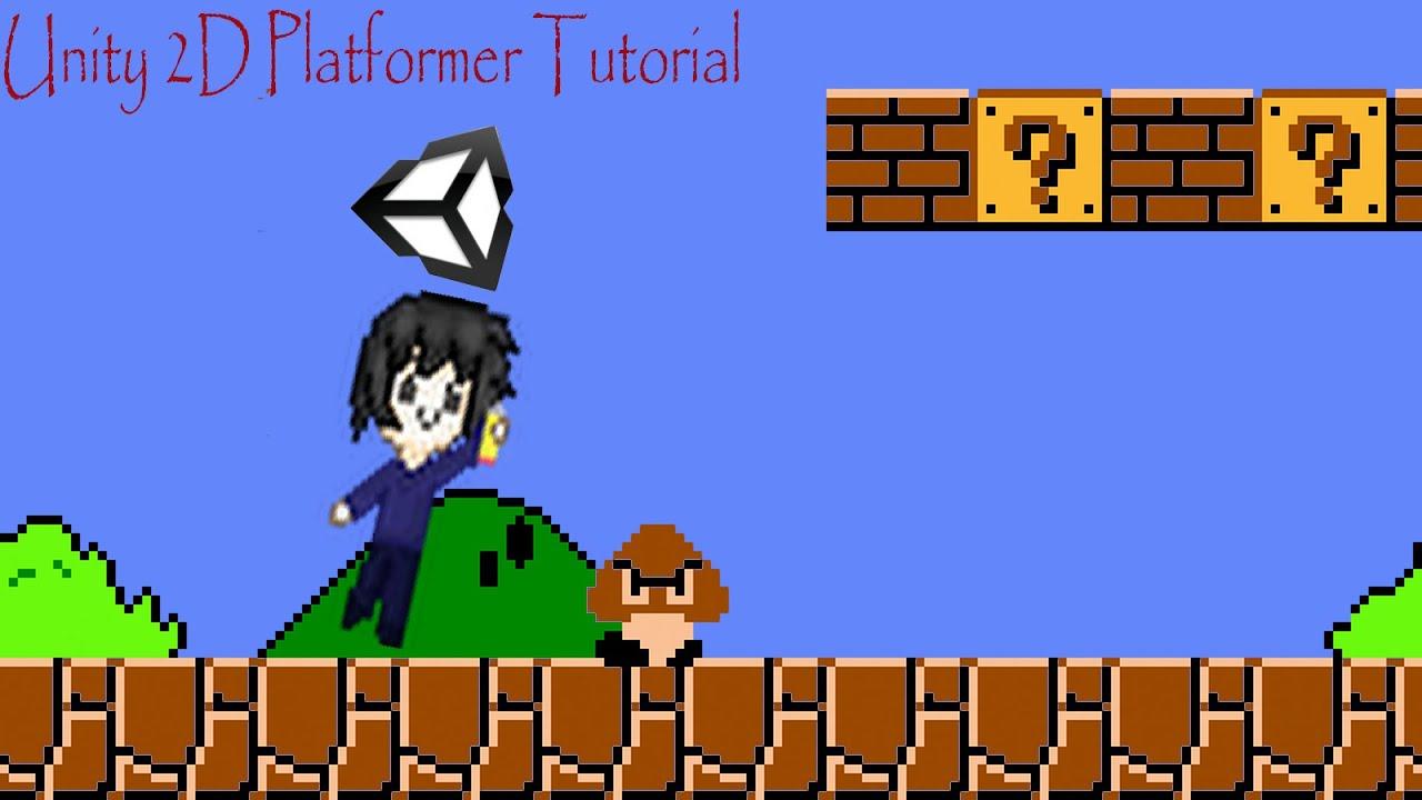 Unity 2d Platformer Tutorial Super Mario Bros Animating