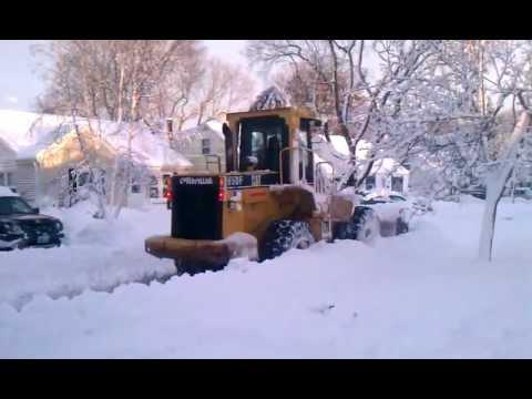 Snow 2013 Cranston RI