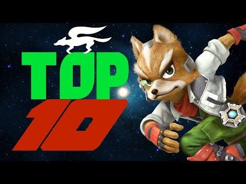 Top 10 Star Fox Songs