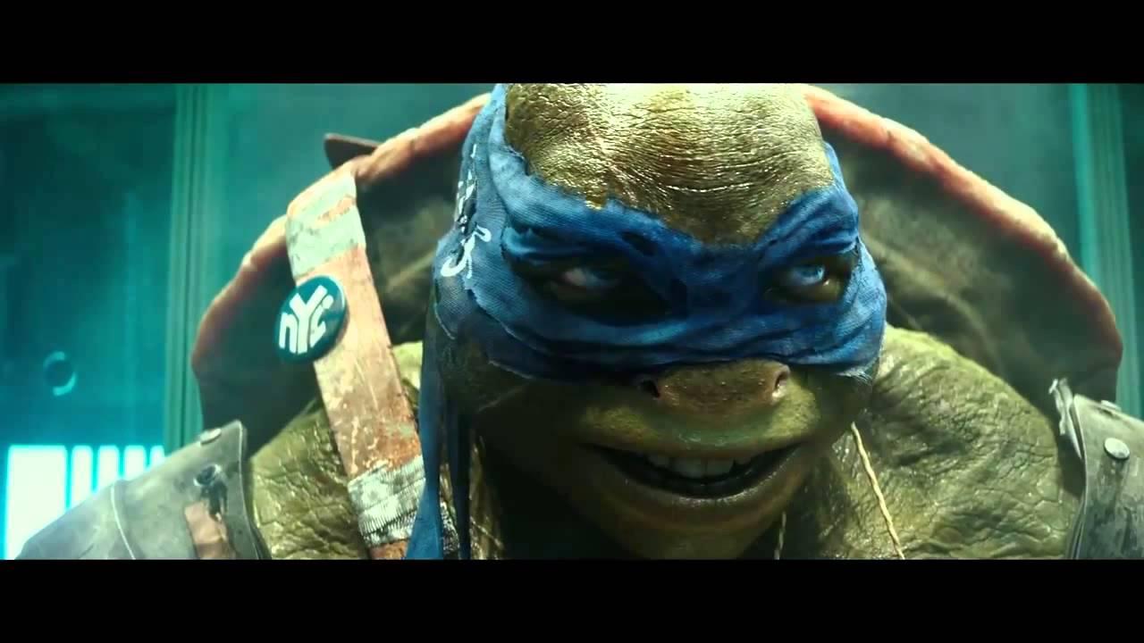 Teenage Mutant Ninja Turtles Movie 2014 Trailer 4 Youtube