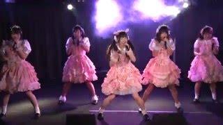 2016年5月15日のビブレホールでのアイドルライブ内にて初披露された新曲...