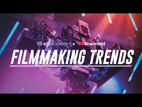 Film Industry Trends That Every Filmmaker Needs to Know (2018)