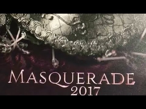Masquerade 2017 Finsbury Square London