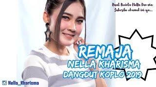 Top Hits -  Hivi Remaja Cover By Nella Kharisma Dangdut