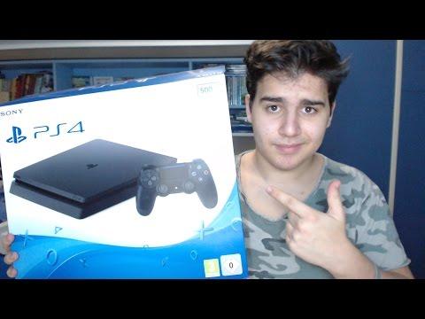 VADO A PRENDERE LA PS4!! Vlog & Unboxing