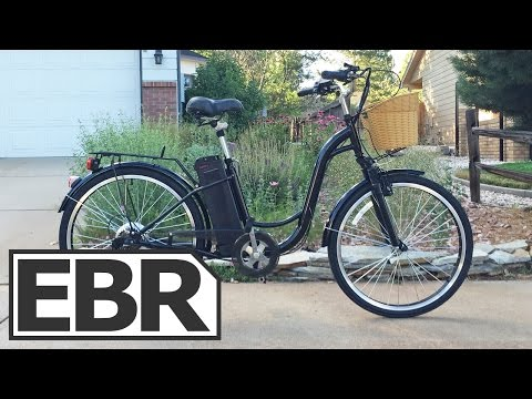 Watseka XP Video Review - $650 Ebike from Amazon, Cheap and Heavy