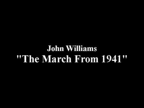 """The March From """"1941"""" (John Williams)"""