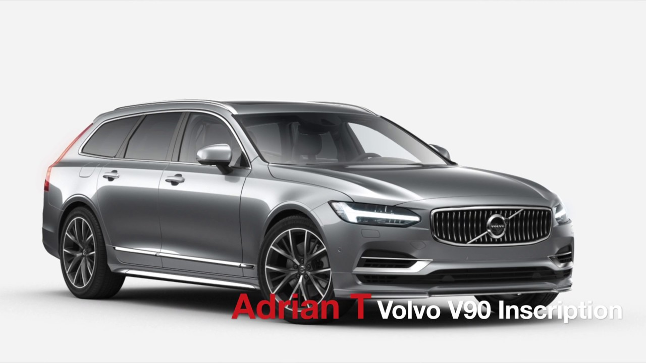 volvo v90 t8 inscription youtube. Black Bedroom Furniture Sets. Home Design Ideas