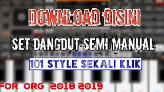 Download Set Dangdut 101 Style A-Z lengkap gratisss
