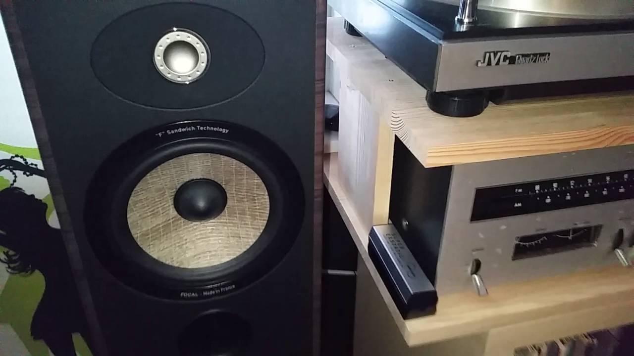 Pink Floyd Money AT150MXL Focal aria 906 JVC ja s71