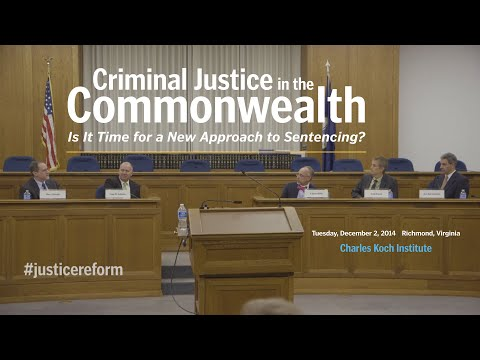Criminal Justice in the Commonwealth