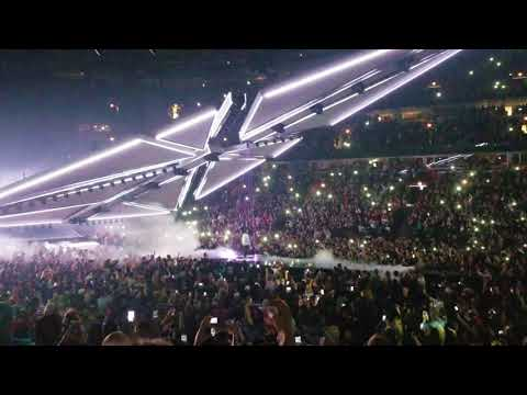 The Weeknd - Starboy Live | Starboy World Tour Phase Two | United Center | Chicago