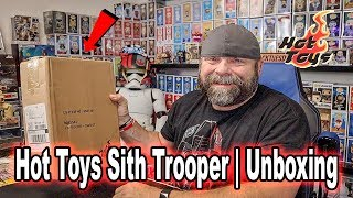 Hot Toys Sith Trooper | Unboxing