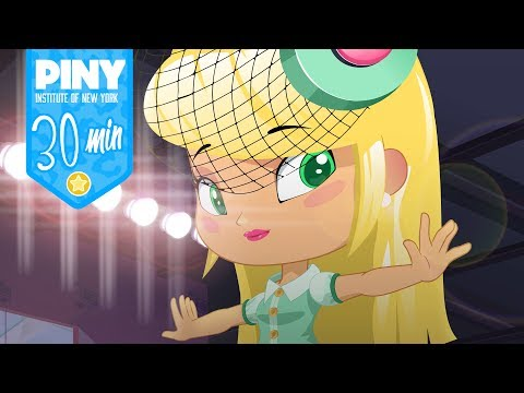 PINY Institute of New York - COLLECTION D'ÉPISODES (EP13 - 15) 🌟❤🌟 Dessins Animés